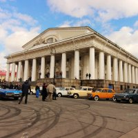 Ретроавтомобили :: Вера Моисеева