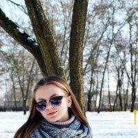 в парке :: Юлия