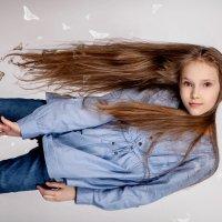 Полёт бабочки :: Екатерина Overon