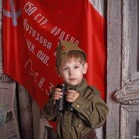 Правнучата Великой Победы :: Анастасия Тищенко