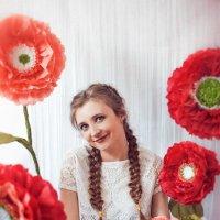 Цветочное настроение :: Даша Хмелева