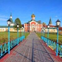 Валдайский Иверский монастырь :: Константин