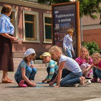 Кемерово, июнь :: Edward Metlinov