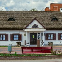 Кобрин.Дом-музей А.В.Суворова. :: Владимир Фисенко
