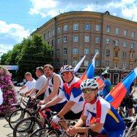 Велопробег в День России :: Ember