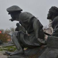 СМОТРИ, ДЕД, - МНОГОВЕКТОРНОСТЬ... :: Валерий Руденко
