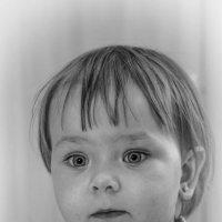 Детский портрет. :: Владимир Батурин