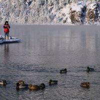 Зимняя рыбалка :: Татьяна Соловьева