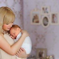 материнское счастье :: Анастасия