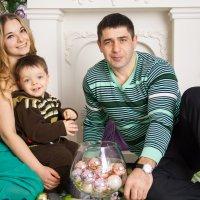 Семья в студии :: Екатерина Кузнецова