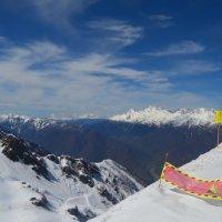 на высоте 2320 м :: Lera Morozova