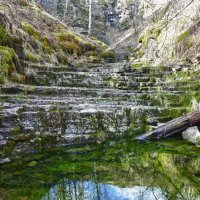 Сухие водопады :: Светлана Игнатьева