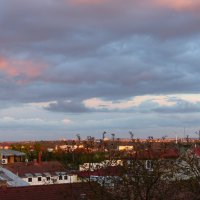 вид из окна :: Ольга Богачёва