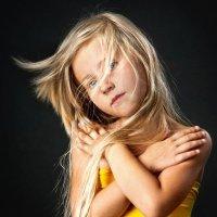 Детский портрет :: Катерина Клименко