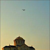 Летим с Божьей помощью... :: Кай-8 (Ярослав) Забелин