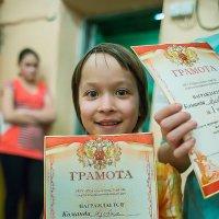 Весенний турнир по русским шашкам :: Валентин Кузьмин