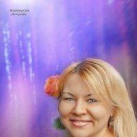 Женщина Загадка :: Olga Rosenberg