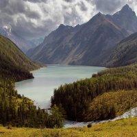 Алтай. Кучерлинское озеро :: Виктор Кац