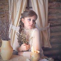 Автопортрет. Вербное Воскресенье! :: Юлия Романенко