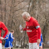 Турнир Казаченка 2016 (ветеран Спартака) :: Михаил Сергеевич Карузин