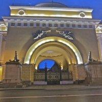 Адмиралтейская арка :: Елена