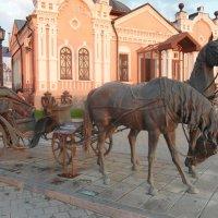 скульптуры г Тобольск :: игорь