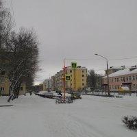 ул. Октябрьская :: Владимир Звягин