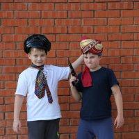 5-3 Фото модели в модной одежде (фэшн) :: Александр Мингалев