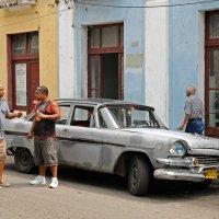 На улицах Гаваны.. :: Виктор Льготин