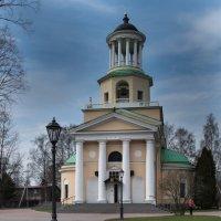 #фотки из пробки Церковь Святой Екатерины :: Ирина Малышева