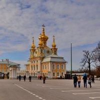 перед входом в парк :: Валентина Папилова