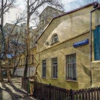 А на задворках  живут истории, которым нет цены :: Ирина Данилова