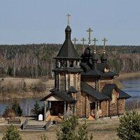 Церковь всех святых в земле Сибирской :: Виктор Кац