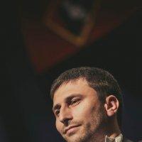 репортажный портрет :: Александр Цапликов