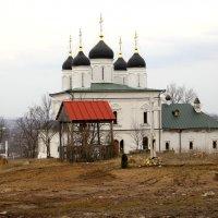 Монастырь. :: Борис Митрохин