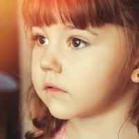 Портрет ребенка :: Алексей Хоноруин