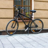 Велосипедик :: Сергей Ромадин