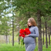 Нет никого красивее беременной женщины... :: Svetlana SSD Zhelezkina
