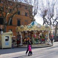 Зимние каникулы в маленьком итальянском городке :: Lukum