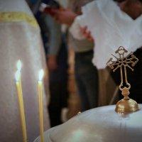 Таинство крещения :: Надежда Ратникова