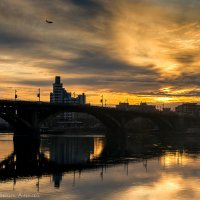 Совершающий посадку в г. Иркутск :: Алексей Белик