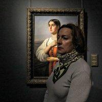 Шедевр – из века в век дитя таланта... :: Ирина Данилова