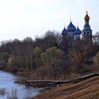 на берегу... :: Елена Третьякова