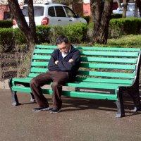 7. Жанровый портрет человека в реальной среде без явного позирования на фотокамеру. :: Асылбек Айманов