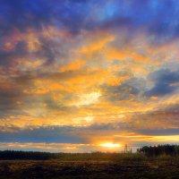 Апрельский рассвет...3 :: Андрей Войцехов