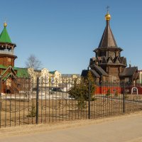 Храм г. Нарьян-Мар :: Олег Кулябин