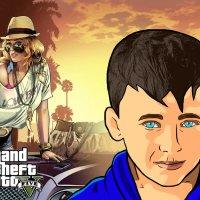 Обработка в стиле GTA San Andreas :: Артём Кыштымов