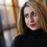 Портрет молодой женщины :: Андрей Майоров
