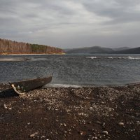 О чём мечтает лодка... :: Александр Попов