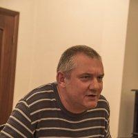 Встреча с читателем. :: Яков Реймер